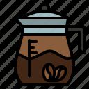 coffeeshop, coffee, pot, cafe, caffeine