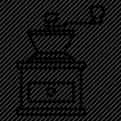 barista, coffee, coffee shop, drink, espresso, mocha pot icon