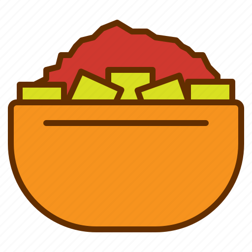 bowl, cafein, candy, coffe, powder, sweet, sweets icon