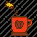 coffee, cup, drink, hot coffee, mug, tea