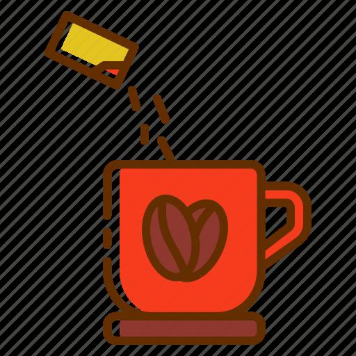 coffee, cup, drink, hot coffee, mug, tea icon