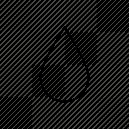 coffee, drop icon