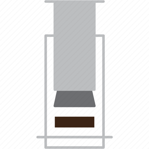 aeropress, barista, cafe, coffee, drink, espresso icon