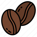 bag, bean, coffee, fresh, seed icon