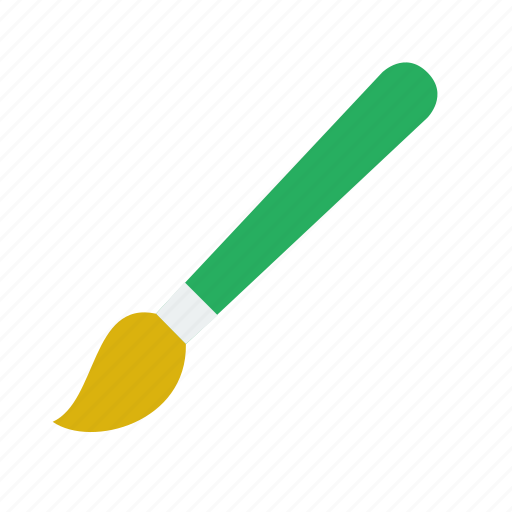 brush, color, editor, graphic, paint icon