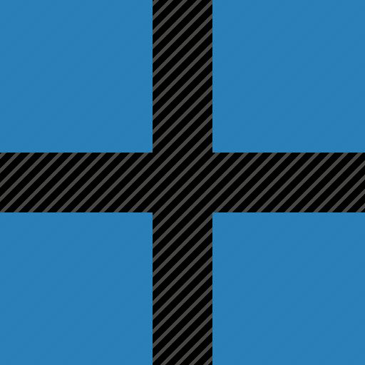 block, editor, graphic, grid, view icon
