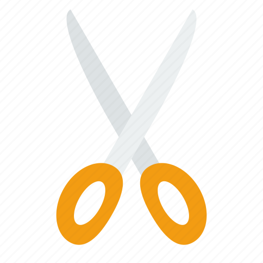 cut, editor, graphic, scissors icon