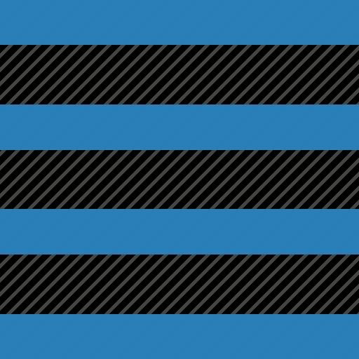 align, editor, justify, list, menu, text icon