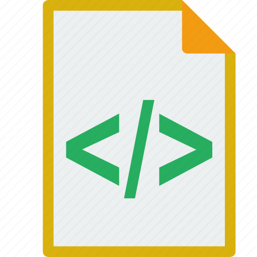 Html, file, format icon - Download on Iconfinder