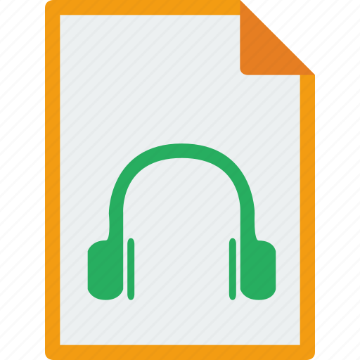 audio, file, format, mp3, music icon