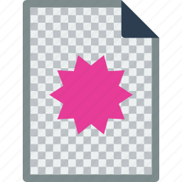 file, format, image, png icon