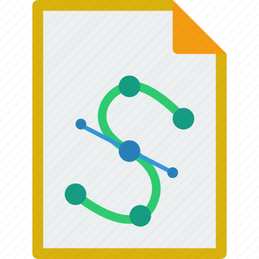 Svg, vector, file, format icon - Download on Iconfinder