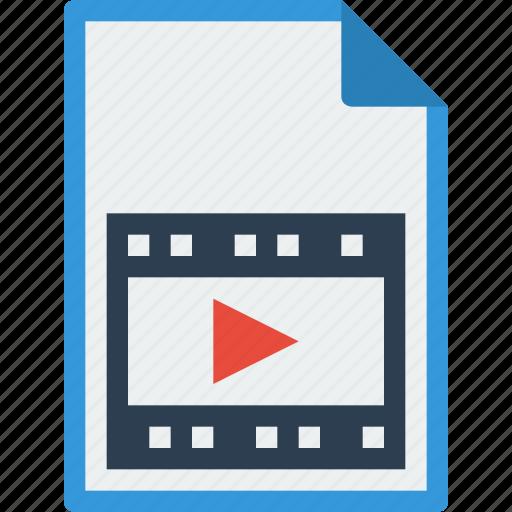 file, format, mp4, mpeg, video, wmv icon