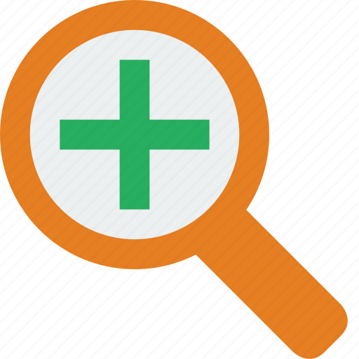 Search, zoom, glass, in, magnifier, magnifying icon - Download on Iconfinder