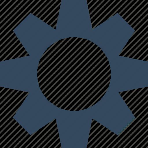 configure, gear, setting icon