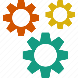 configure, gear, gears, setting icon
