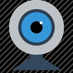 camera, web, webcam icon