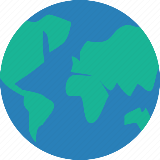 Earth, global, green, world icon - Download on Iconfinder