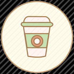 coffee, cup, drink, food, mug icon