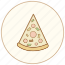 breakfast, cook, cooking, dinner, eating, food, kitchen, pizza, restaurant icon