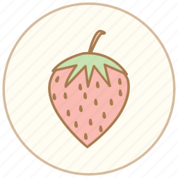 cooking, dessert, eating, food, fruit, fruite, kitchen, restaurant, strawberry, sweet icon
