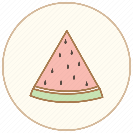 cooking, dessert, food, fruit, sweet, watermelon icon