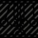movement, newton, cradle, momentum, physics icon