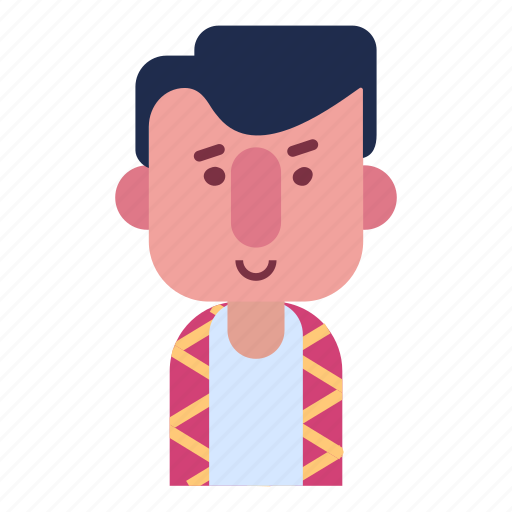 Avatar, face, male, man, smile, user icon - Download on Iconfinder