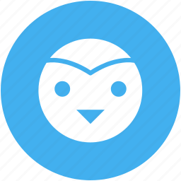 bird, christmas, decoration, ornament, owl icon