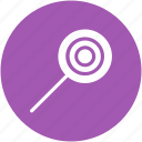 candies, dessert, food, lollipop, lollipops, spiral, sweet icon