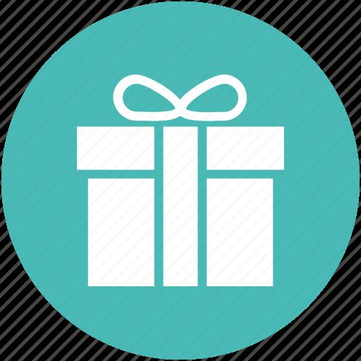 birthday present, christmas present, gift, gift box, present, present box icon