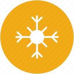 cold, crystal, ice, snow, winter icon