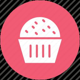 cake, dessert, sponge, sweet icon
