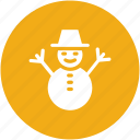 childhood, decoration, leisure, snowy, winter icon