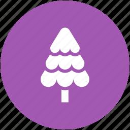 black, christmas, nature, pine, pines, tree, xmas icon