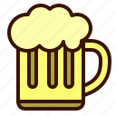 alcohol, bar, beer, beverage, drink, glass icon