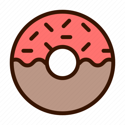 Cake, candy, dessert, donut, food, sweet icon - Download on Iconfinder
