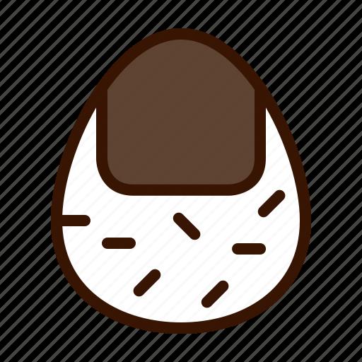Asian, food, japanese, onigiri, rice, sushi icon - Download on Iconfinder