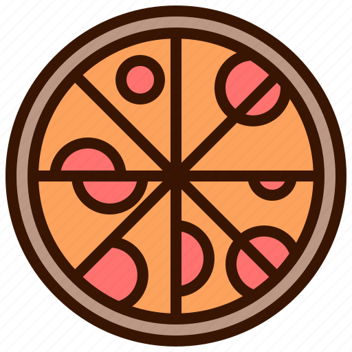 Cooking, fast food, food, italian, meal, pizza icon - Download on Iconfinder