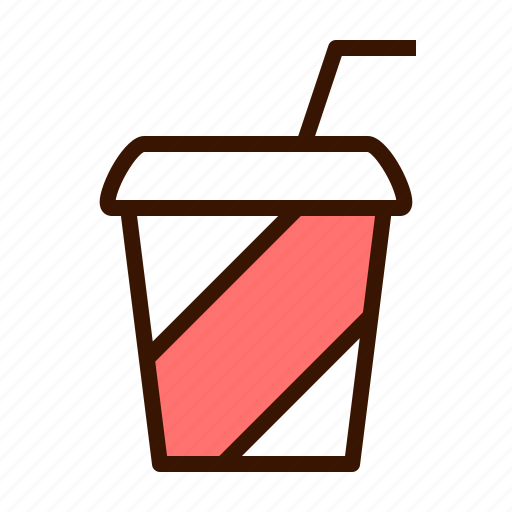 beverage, cola, drink, juice, soda, tea icon