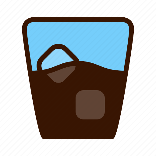 Beverage, coffee, drink, glass, soda, tea icon - Download on Iconfinder