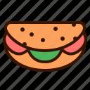 burguer, fast food, food, hamburguer, meal, restaurant, taco