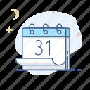 date, calendar, schedule, time