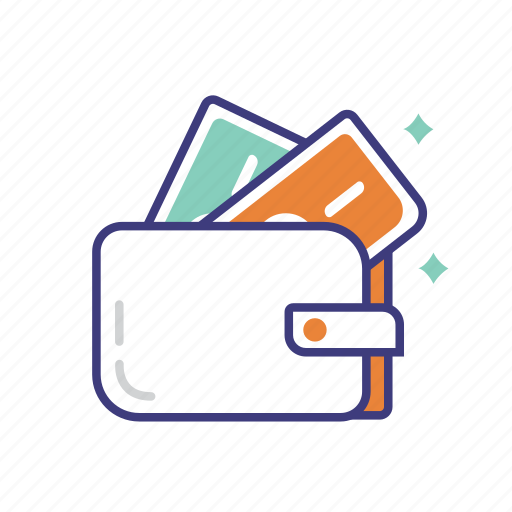cash, finance, money, pay, payment, purchase, wallet icon