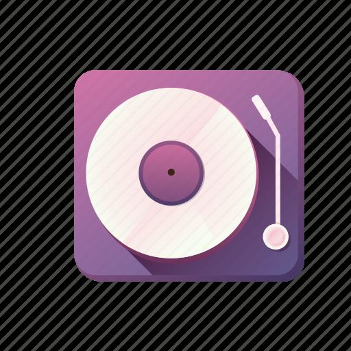 audio, dj, music, playlist, sound icon