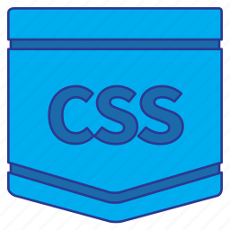 cascading style sheet, code, coding, css, e learning, learning, tutorial icon
