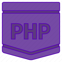 coding, e learning, learning, php, programming, scripting, tutorial icon