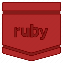 coding, e learning, learning, programming, ruby, ruby rails, tutorial icon