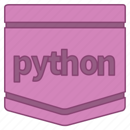 coding, e learning, learning, programming, python, scripting, tutorial icon