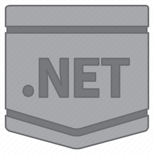 .net, coding, dot net, e learning, learning, programming language, tutorial icon